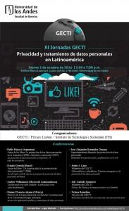 jornadas privacidad 183x300 Privacidad y tratamiento de datos personales en Latinoamérica